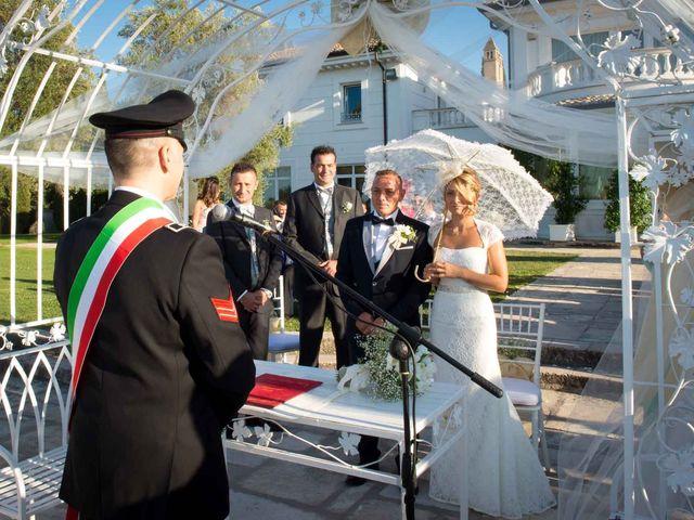 Il matrimonio di Paolo e Terry a Bassano Romano, Viterbo 10