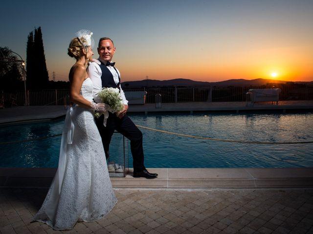 Il matrimonio di Paolo e Terry a Bassano Romano, Viterbo 19