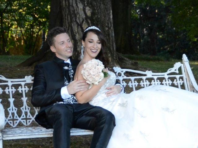 Le nozze di Luisa e Rodolfo