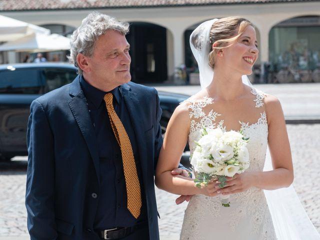 Il matrimonio di Luca e Claudia a Offanengo, Cremona 6