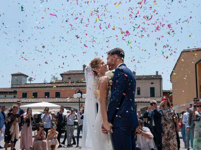 Il matrimonio di Luca e Claudia a Offanengo, Cremona 9