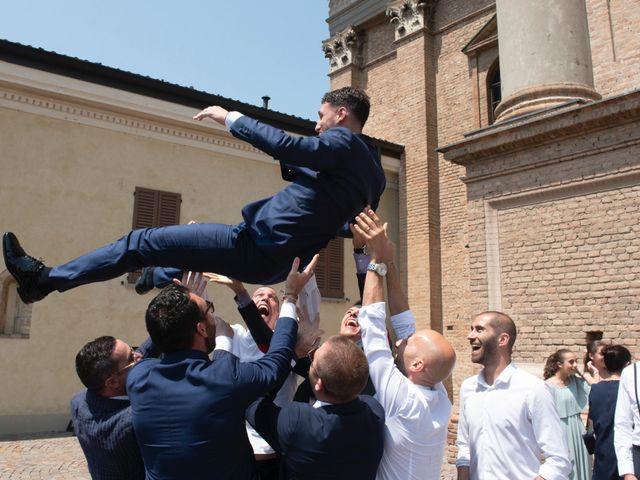 Il matrimonio di Luca e Claudia a Offanengo, Cremona 10