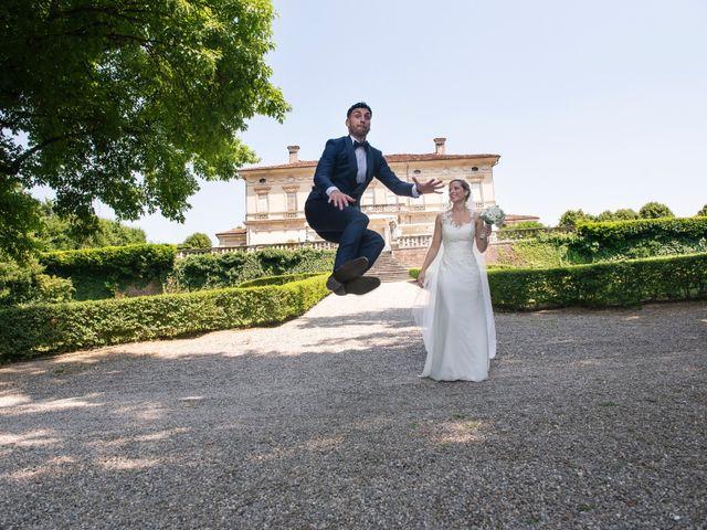 Il matrimonio di Luca e Claudia a Offanengo, Cremona 11