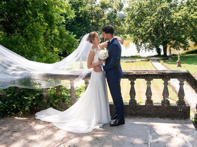 Il matrimonio di Luca e Claudia a Offanengo, Cremona 13