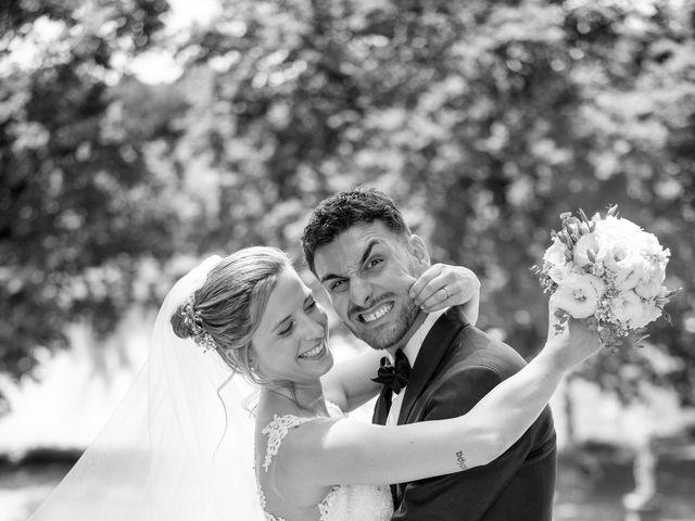Il matrimonio di Luca e Claudia a Offanengo, Cremona 15