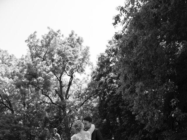 Il matrimonio di Luca e Claudia a Offanengo, Cremona 19