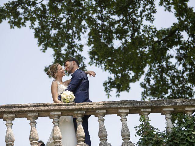 Il matrimonio di Luca e Claudia a Offanengo, Cremona 20