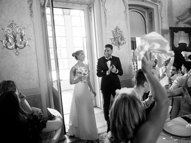 Il matrimonio di Luca e Claudia a Offanengo, Cremona 25