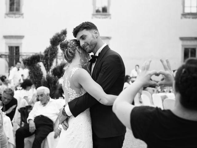 Il matrimonio di Luca e Claudia a Offanengo, Cremona 30