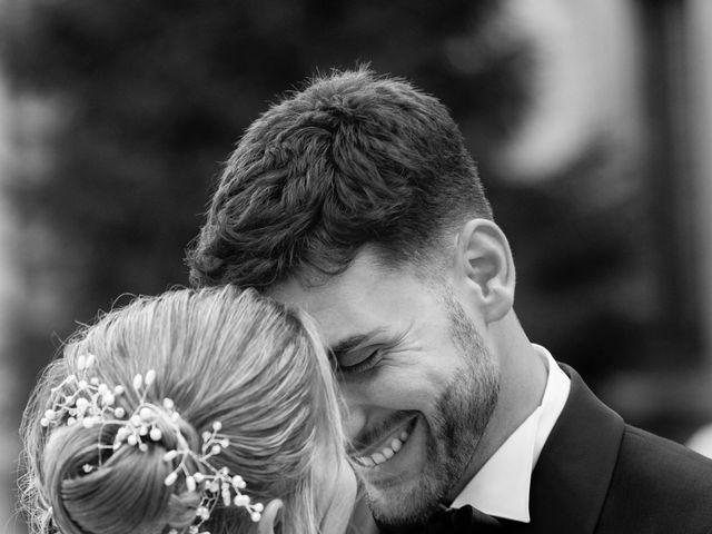 Il matrimonio di Luca e Claudia a Offanengo, Cremona 31