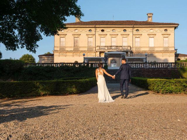 Il matrimonio di Luca e Claudia a Offanengo, Cremona 36
