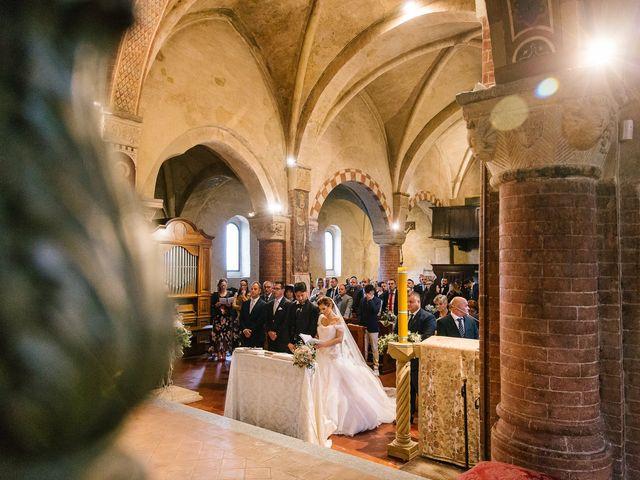 Il matrimonio di Giosuè e Girogia a Costigliole d'Asti, Asti 19