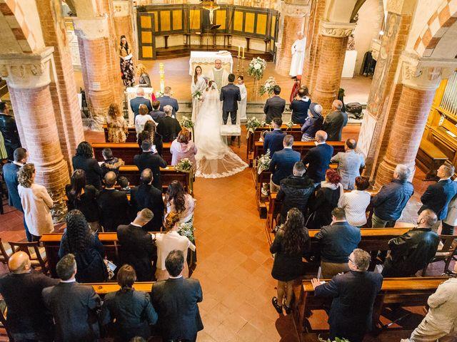 Il matrimonio di Giosuè e Girogia a Costigliole d'Asti, Asti 21