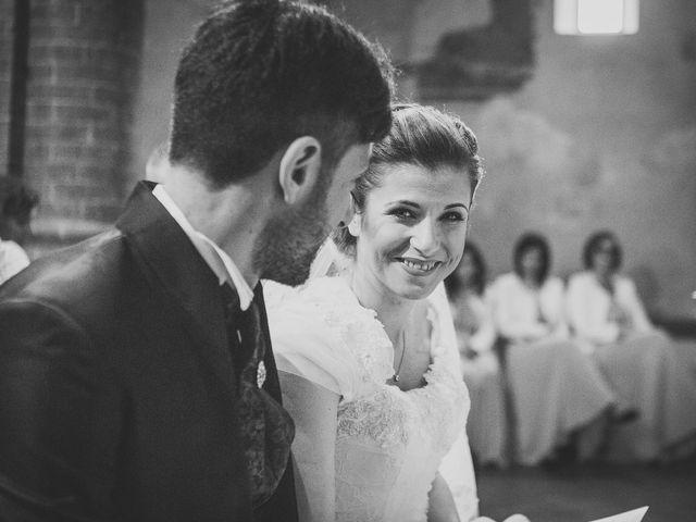 Il matrimonio di Giosuè e Girogia a Costigliole d'Asti, Asti 22