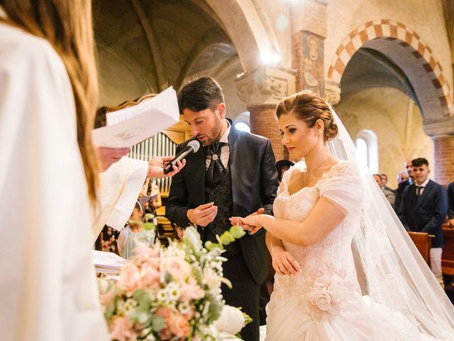 Il matrimonio di Giosuè e Girogia a Costigliole d'Asti, Asti 23