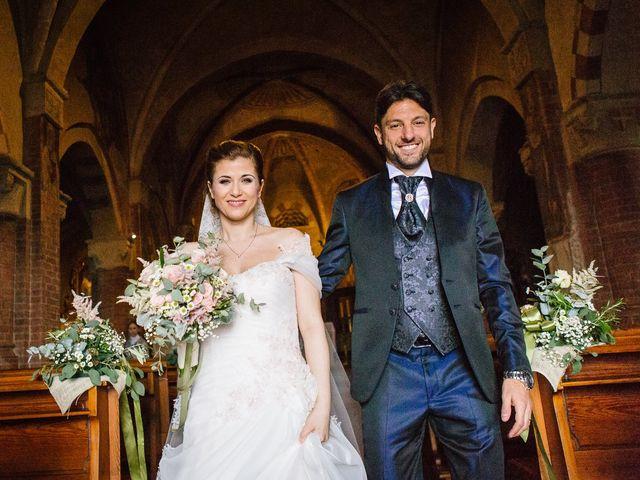 Il matrimonio di Giosuè e Girogia a Costigliole d'Asti, Asti 27