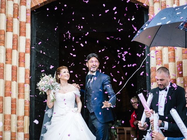 Il matrimonio di Giosuè e Girogia a Costigliole d'Asti, Asti 30