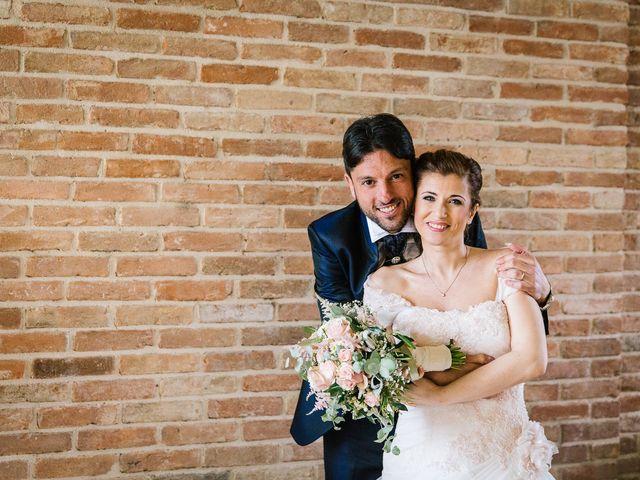 Il matrimonio di Giosuè e Girogia a Costigliole d'Asti, Asti 37