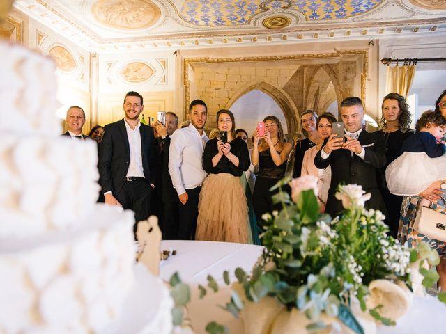 Il matrimonio di Giosuè e Girogia a Costigliole d'Asti, Asti 48
