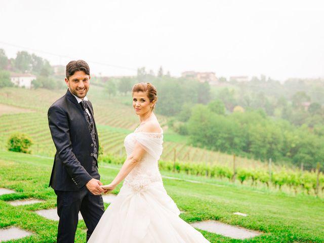Il matrimonio di Giosuè e Girogia a Costigliole d'Asti, Asti 52