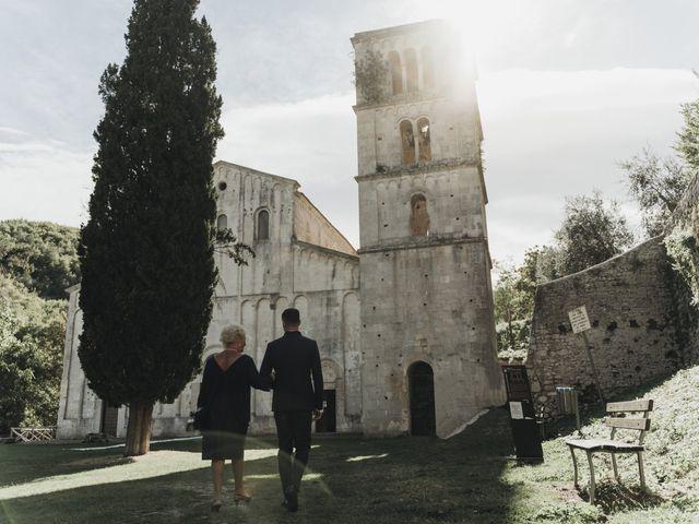 Il matrimonio di Noemi e Pierpaolo a Serramonacesca, Pescara 20