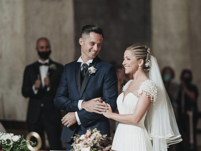 Il matrimonio di Noemi e Pierpaolo a Serramonacesca, Pescara 28