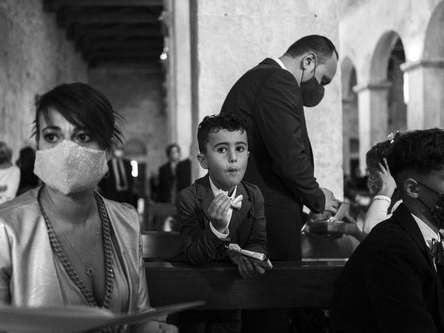 Il matrimonio di Noemi e Pierpaolo a Serramonacesca, Pescara 29