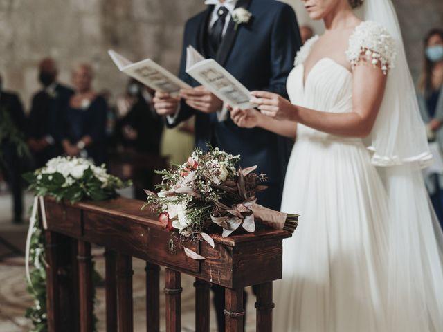 Il matrimonio di Noemi e Pierpaolo a Serramonacesca, Pescara 30