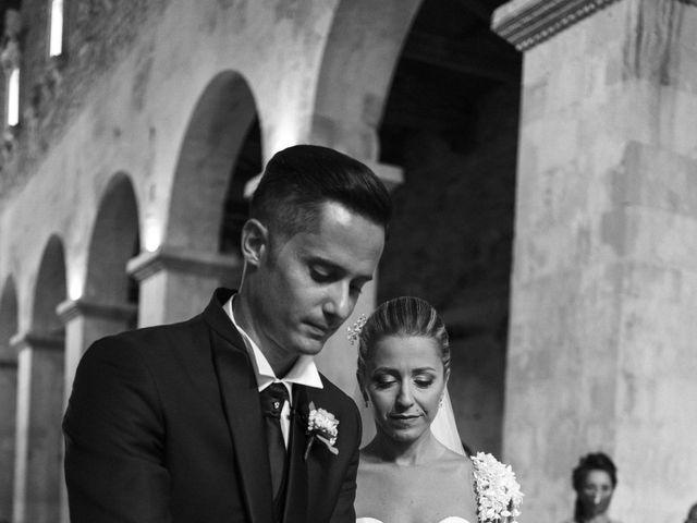 Il matrimonio di Noemi e Pierpaolo a Serramonacesca, Pescara 31