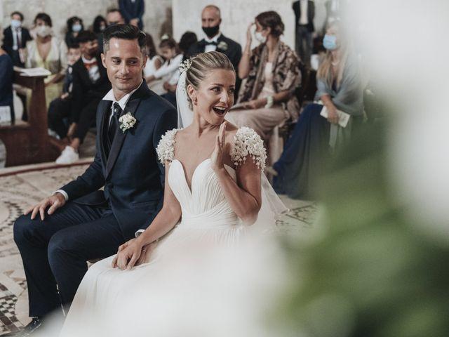 Il matrimonio di Noemi e Pierpaolo a Serramonacesca, Pescara 34