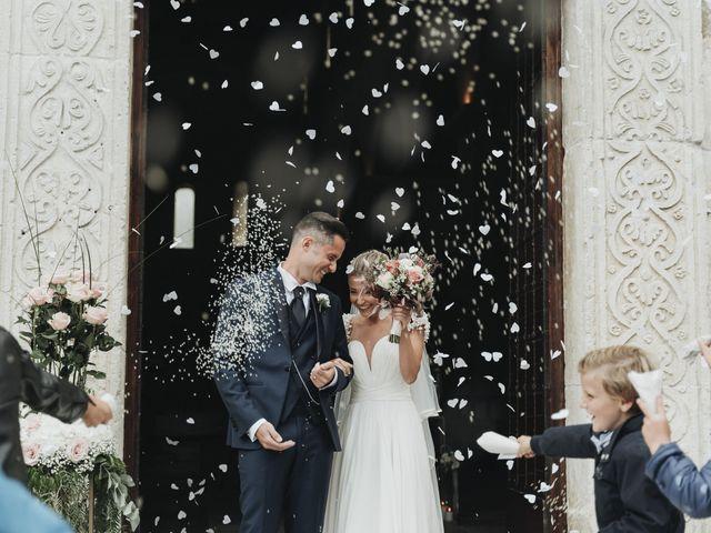 Le nozze di Pierpaolo e Noemi