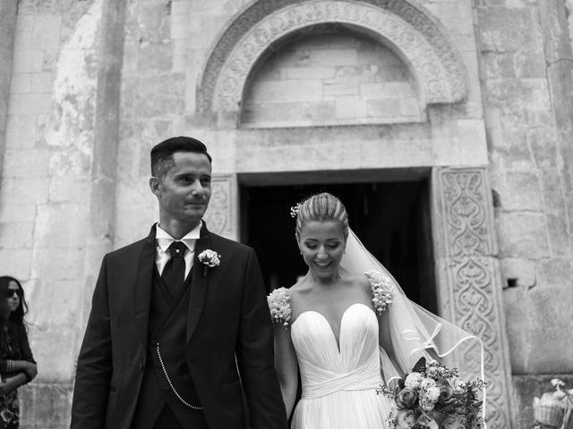 Il matrimonio di Noemi e Pierpaolo a Serramonacesca, Pescara 35