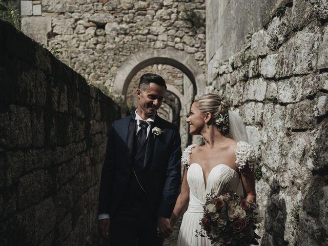 Il matrimonio di Noemi e Pierpaolo a Serramonacesca, Pescara 37