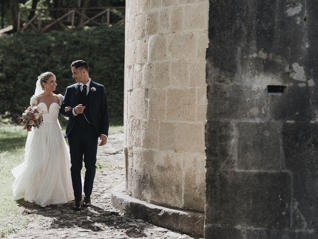 Il matrimonio di Noemi e Pierpaolo a Serramonacesca, Pescara 39