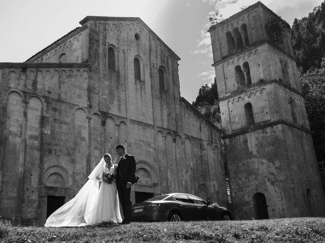 Il matrimonio di Noemi e Pierpaolo a Serramonacesca, Pescara 43