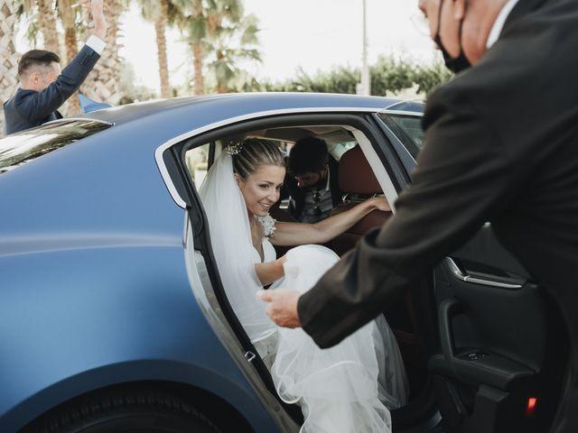 Il matrimonio di Noemi e Pierpaolo a Serramonacesca, Pescara 44