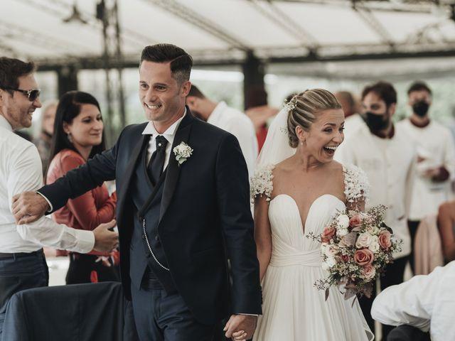 Il matrimonio di Noemi e Pierpaolo a Serramonacesca, Pescara 46