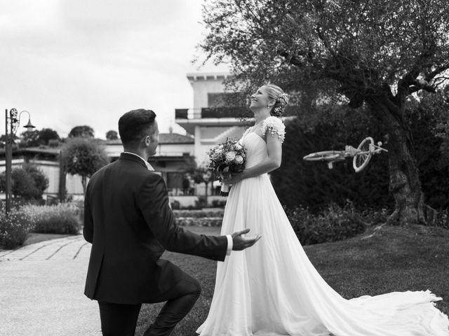 Il matrimonio di Noemi e Pierpaolo a Serramonacesca, Pescara 52