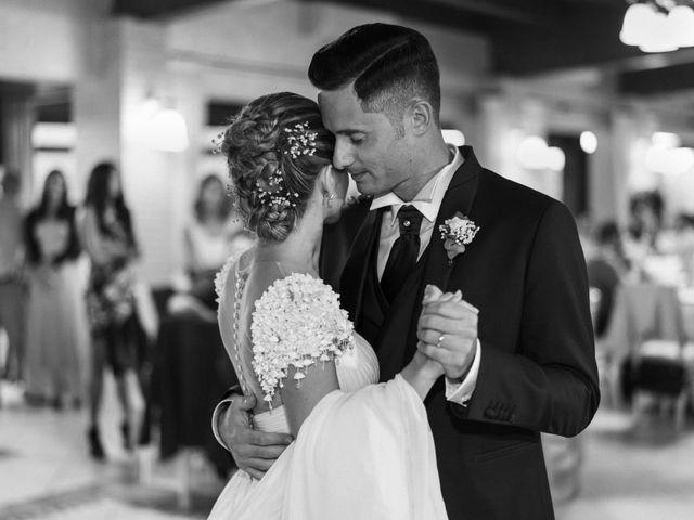 Il matrimonio di Noemi e Pierpaolo a Serramonacesca, Pescara 54