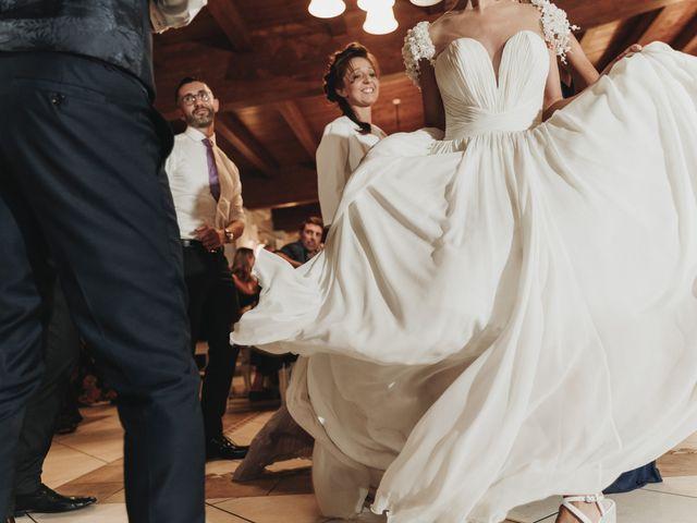 Il matrimonio di Noemi e Pierpaolo a Serramonacesca, Pescara 56
