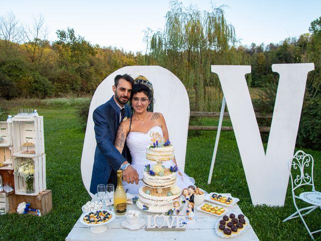 Il matrimonio di Giorgio e Giada a Asti, Asti 8