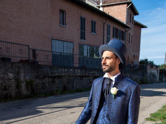 Il matrimonio di Giorgio e Giada a Asti, Asti 20