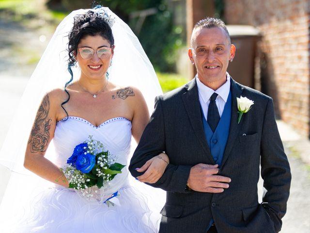 Il matrimonio di Giorgio e Giada a Asti, Asti 25