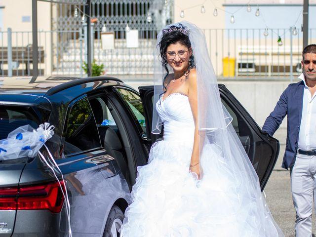 Il matrimonio di Giorgio e Giada a Asti, Asti 27