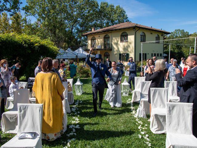 Il matrimonio di Giorgio e Giada a Asti, Asti 43