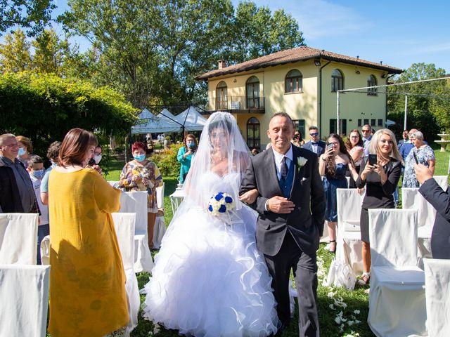 Il matrimonio di Giorgio e Giada a Asti, Asti 46