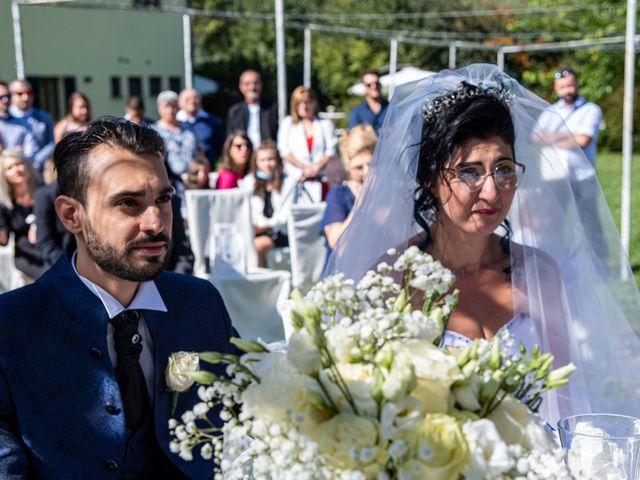 Il matrimonio di Giorgio e Giada a Asti, Asti 47