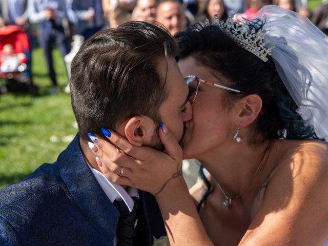 Il matrimonio di Giorgio e Giada a Asti, Asti 49
