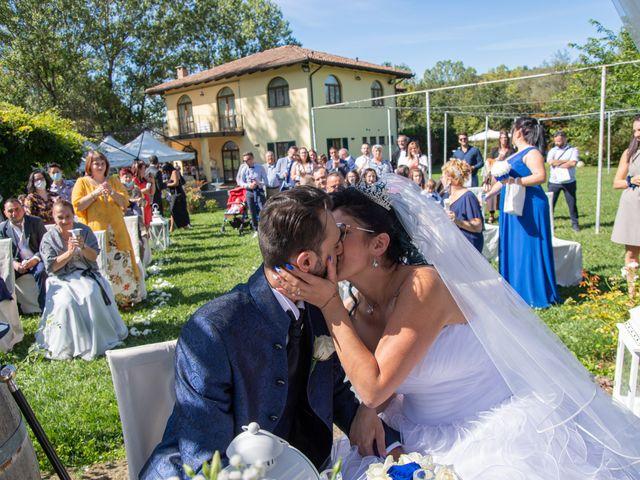 Il matrimonio di Giorgio e Giada a Asti, Asti 50