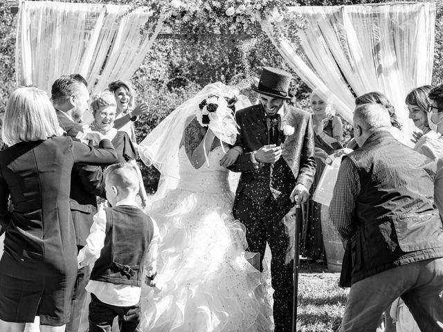 Il matrimonio di Giorgio e Giada a Asti, Asti 53